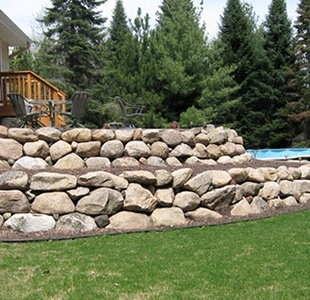 Retaining Wall Ideas Garden Design And Construction