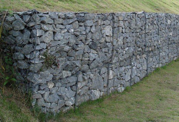 Gabion Retaining walls Stone walls fences FAQs Australia