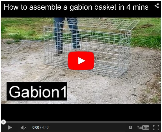 gabion how to video