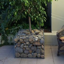 gabion planters