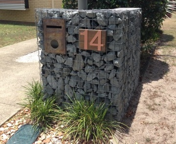 letter box large